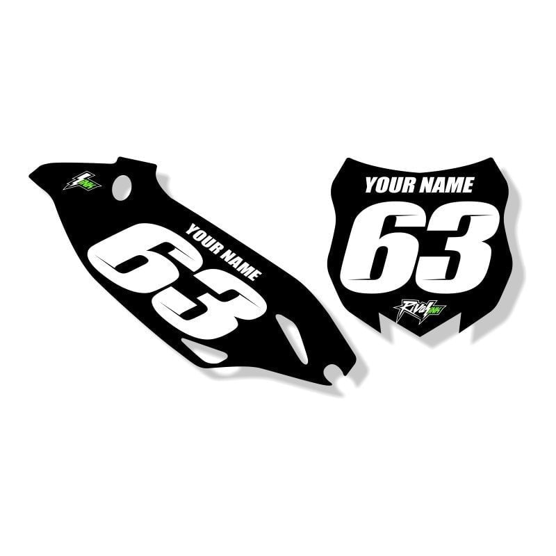KX250F Privateer Numbers