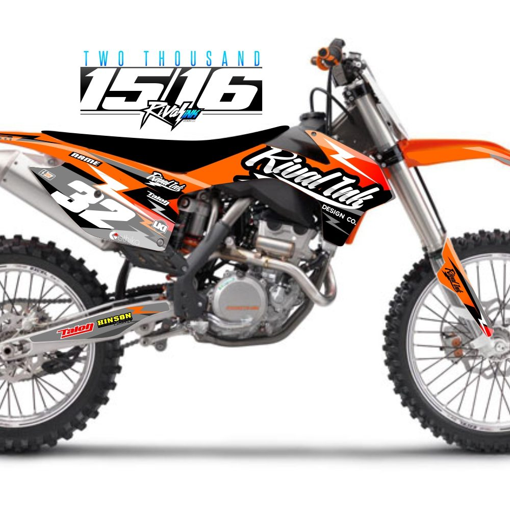 KTM15 STRIKER KIT