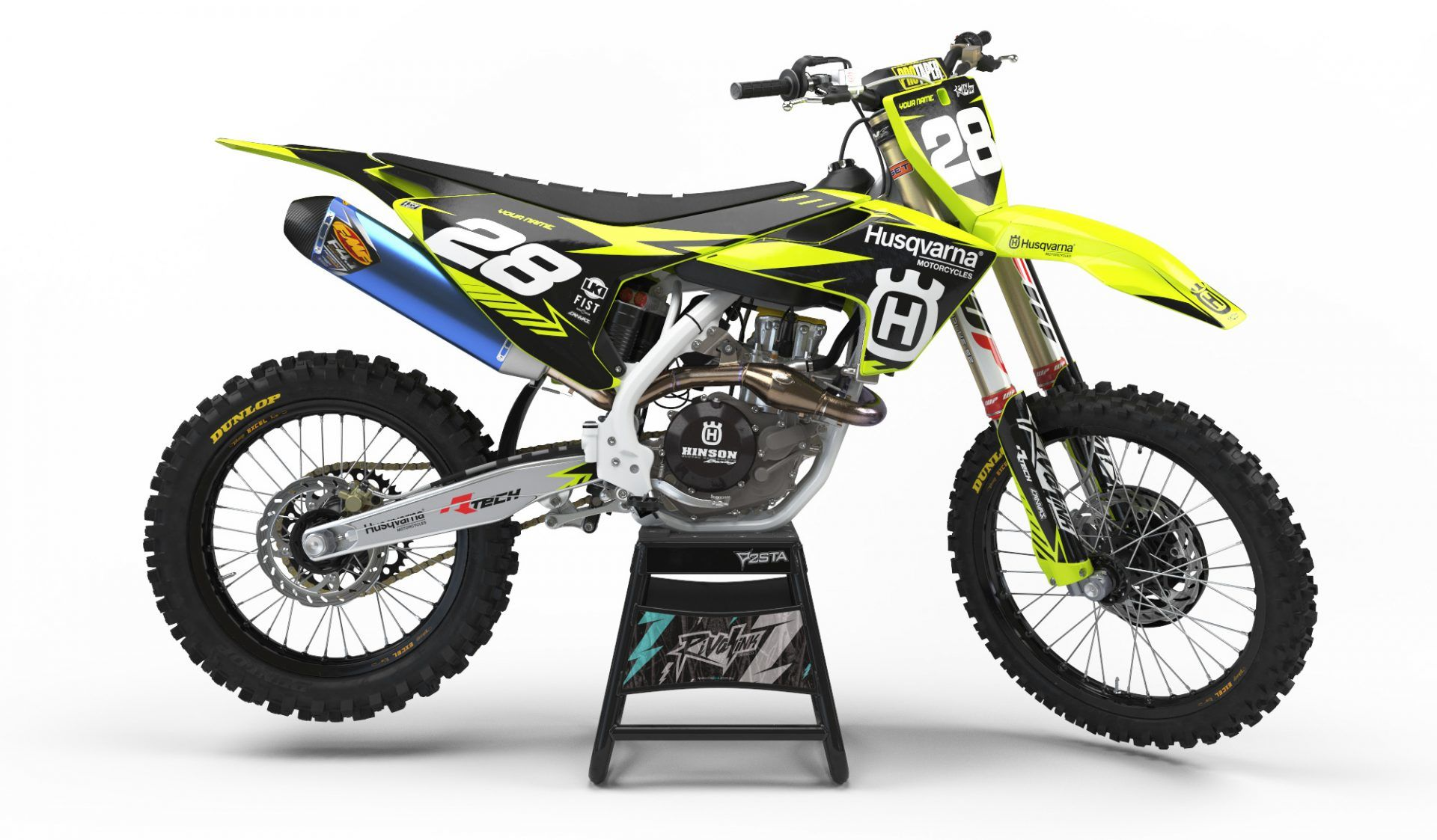 How To Design Motocross Graphics