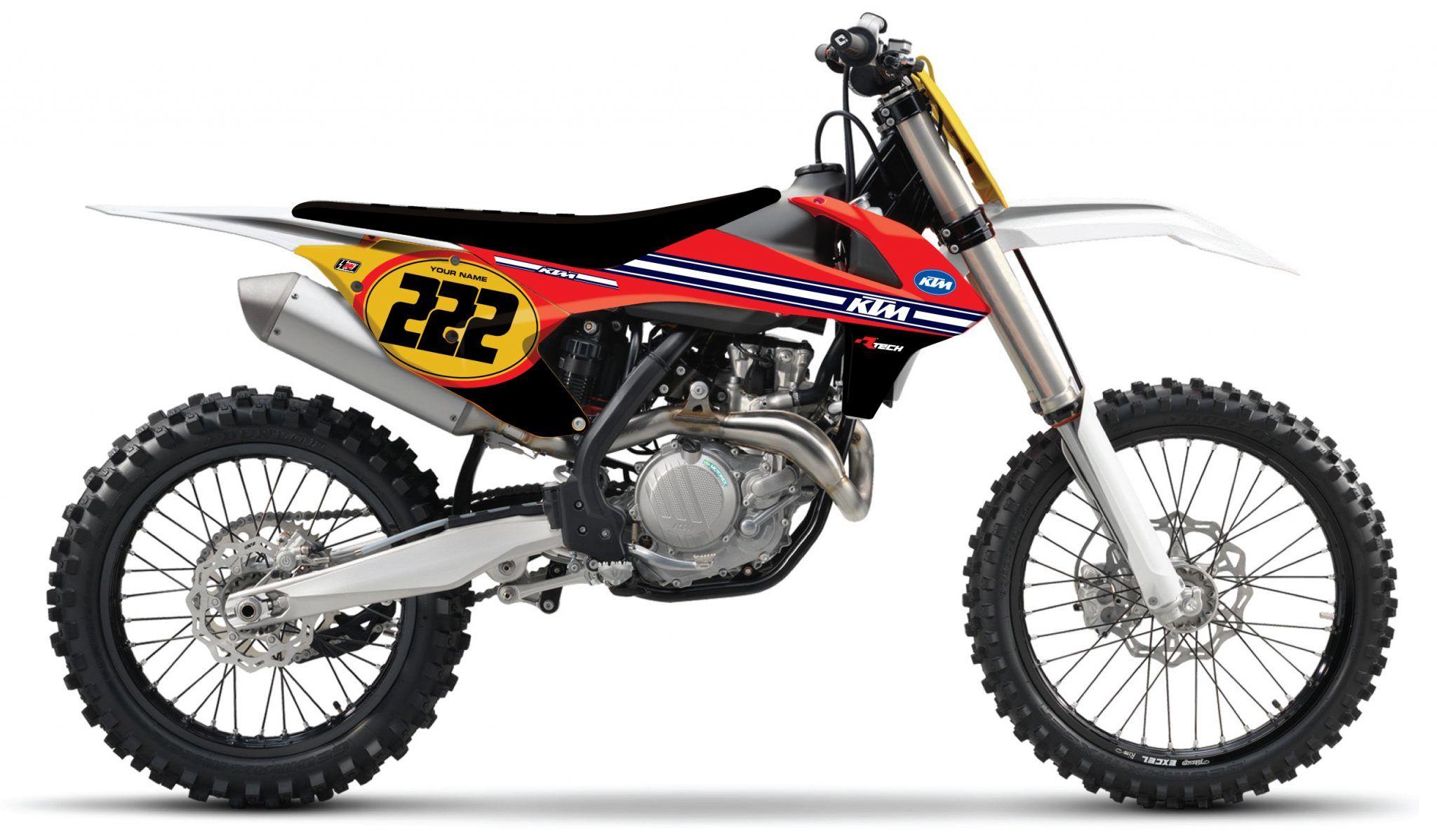 Retro Yamaha Graphics