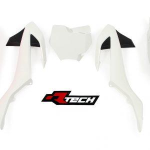 RTECH KTM 65 SX (OEM 17) 2016-17 4 Pcs Plastic Kit